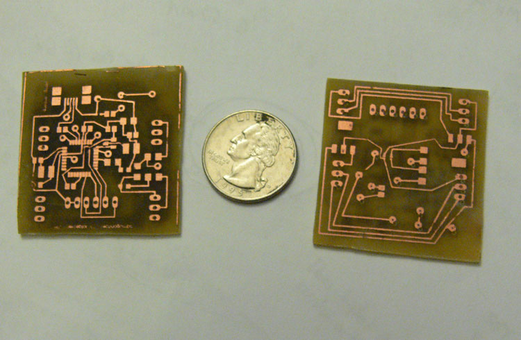 Mistakes in Hand Circuit Board Fabrication-TechnoGumbo